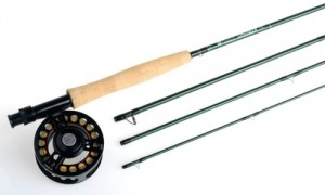 Single Handed Fly Rod