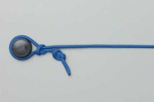 """""""Attaching backing to fly reel"""",""""Arbor Knot"""""""