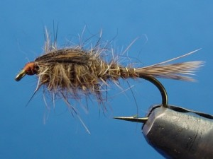 Hares Ear Trout Fly