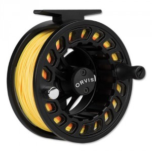 Orvis clearwater trout fly reel