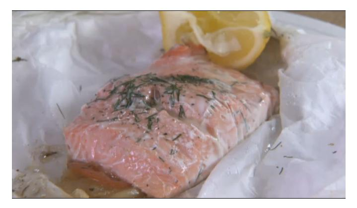 how to cook trout fillet