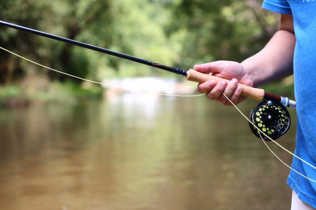 How to Trout Fish with a Fly Rod – Part two, the rod.