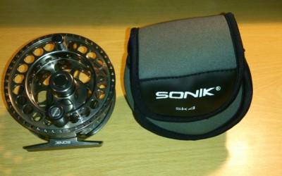 Sonik SK4 Large Arbor Fly Fishing Reel Review