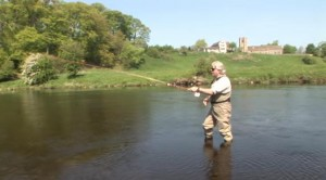 fly fishing casting basics