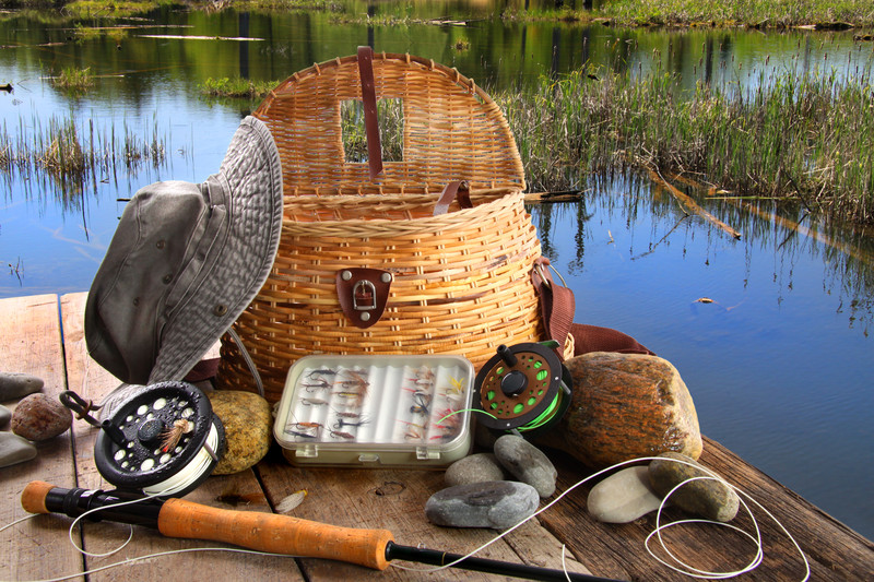 fly fishing kits for beginners