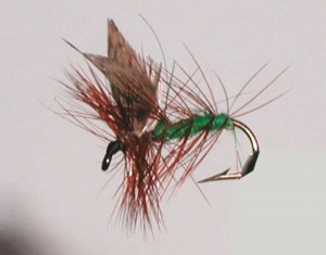 Green Peter Dry Fly