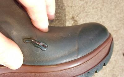 How to Fix Damaged Neoprene Wellington Boots