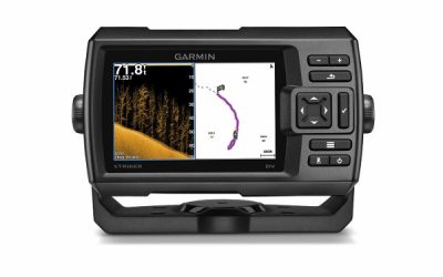 Garmin Striker 5DV Fish Finder Review