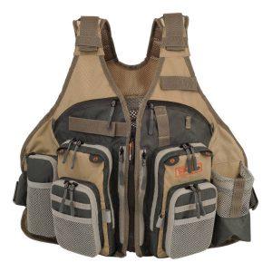 Anglatech adjustable mesh fly fishing vest