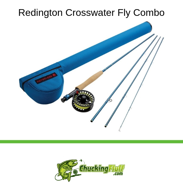 Redington Crosswater Fly Combo