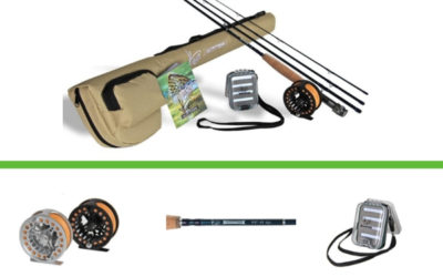 K&E Outfitters Fly Fishing Combo Review