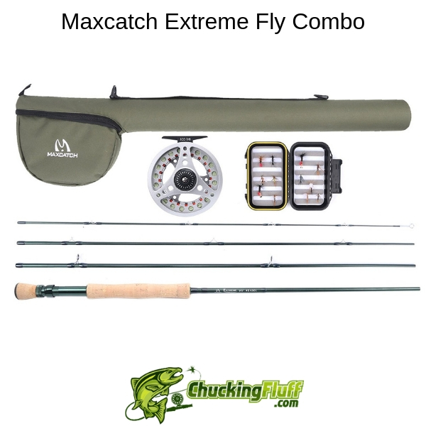 Maxcatch Extreme Fly Combo