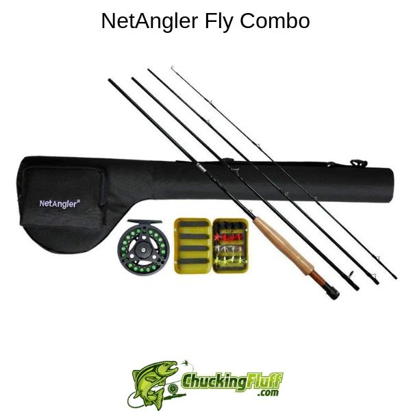 NetAngler Fly Combo
