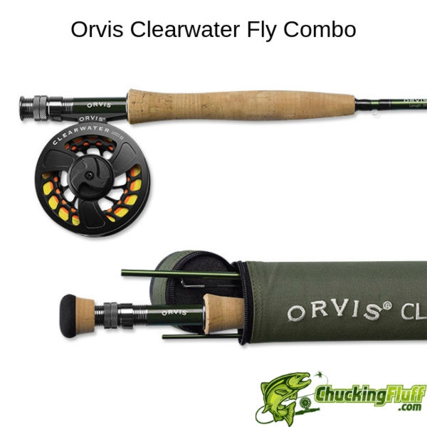 Orvis Clearwater Fly Combo