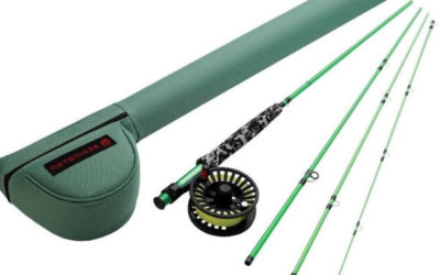 Redington Minnow Fly Fishing Outfit Review 2019 – Child Friendly Combo