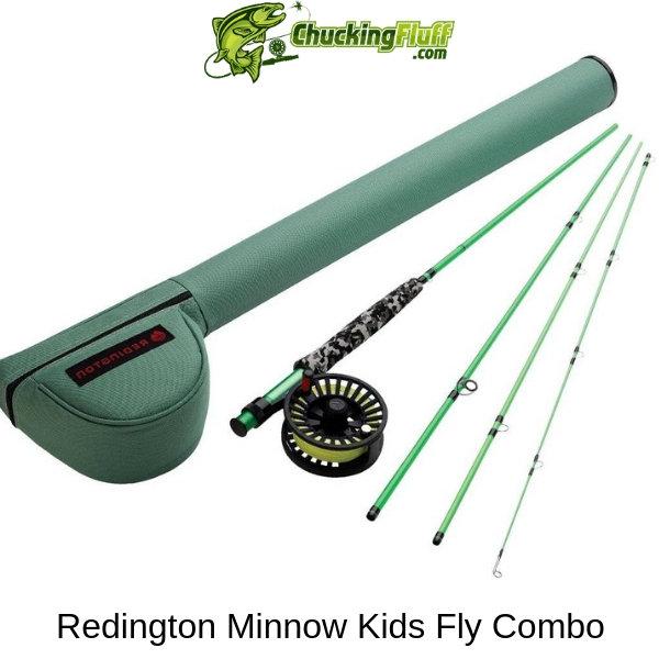 Redington Minnow Kids Fly Combo