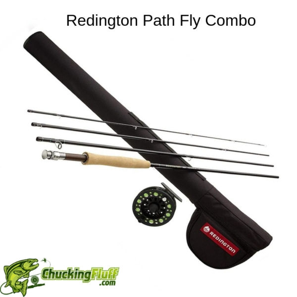 Redington Path Fly Combo