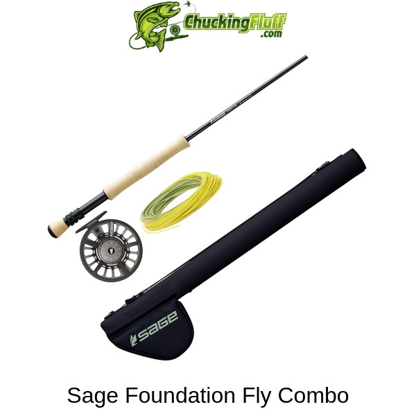 Sage Foundation Fly Combo