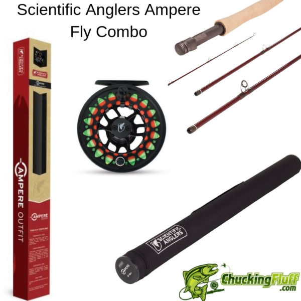 Scientific Anglers Ampere Fly Combo