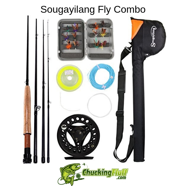 Sougayilang Fly Combo