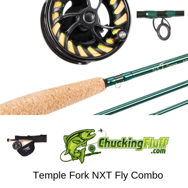 Temple Fork NXT Fly Combo