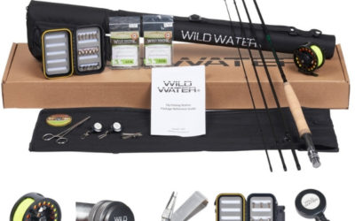 Wild Water Deluxe 5/6 9ft Fly Fishing Combo Review – Beginners Essential