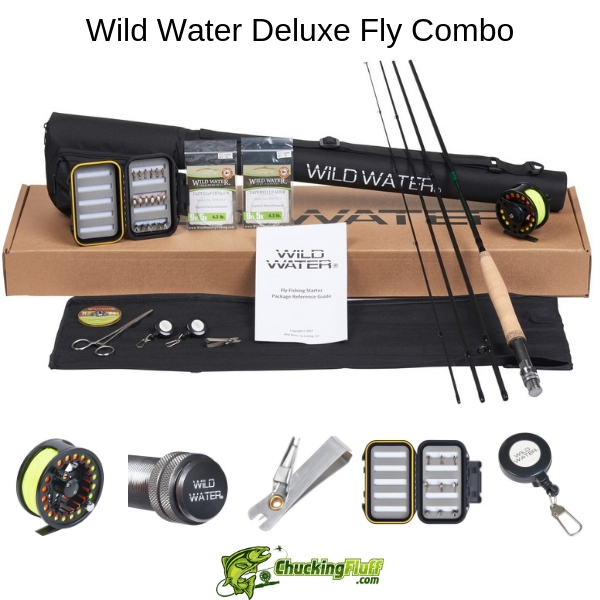 Wild Water Deluxe Fly Combo