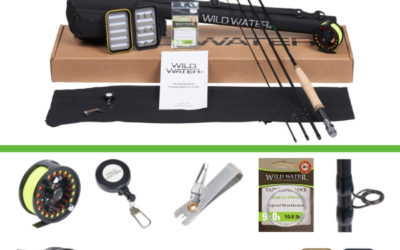 Wild Water 7/8 9ft Freshwater Fly Fishing Combo Review – Gets you started quickly