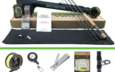 Wild Water 7/8 9ft Rod Saltwater Fly Fishing Combo Review – A Complete Starter Package