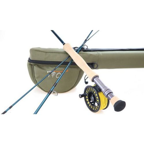 how to choose a fly fishing combo