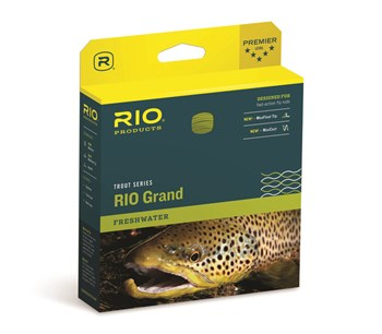 rio grande fly line review
