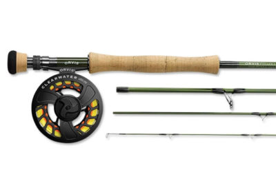Orvis Clearwater Fly Combo Outfit Review – Create a Lifetime Experience