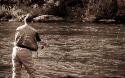 Salmon Fly Fishing Presentation – slowing down or speeding up the fly?