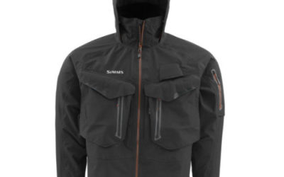 Simms G4 Pro Wading Jacket Review – Gore-Tex Ultimate Dryness