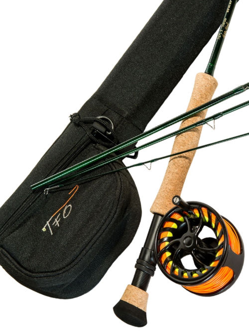 Temple Fork Outfitters NXT Series Fly Fishing Combo Review