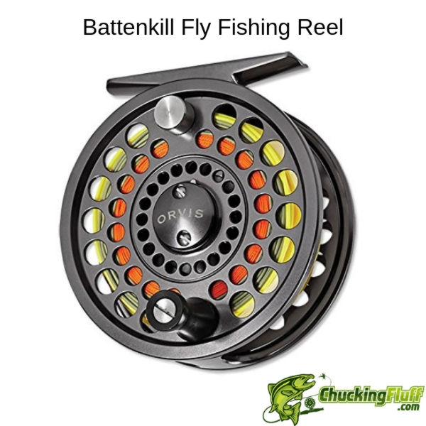 Orvis Battenkill Fly Fishing Reel