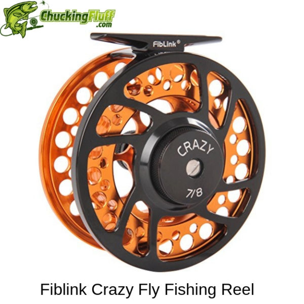 Fiblink Fly Fishing Reel