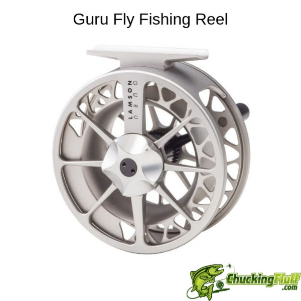 Lamson Guru Fly Fishing Reel