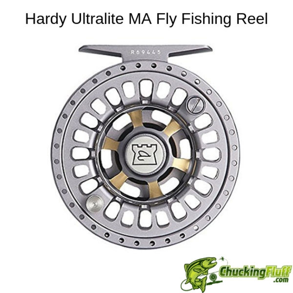 Hardy Ultralite Fly Fishing Reel