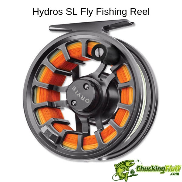 Orvis Hydros SL Fly Fishing Reel