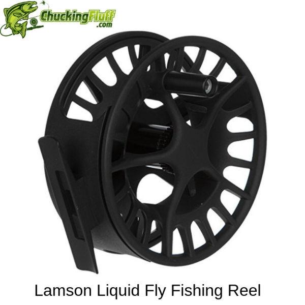 Lamson Liquid Fly Fishing Reel