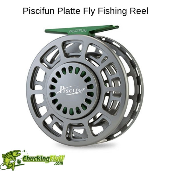 Piscifun Platte Fly Fishing Reel