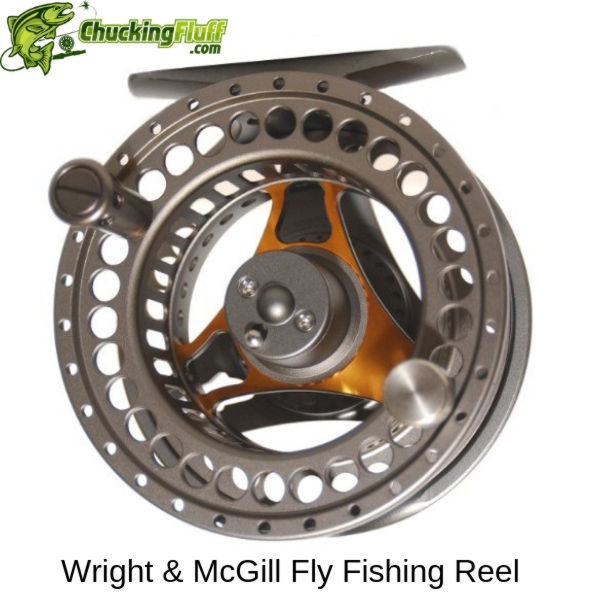 Wright & McGill Fly Fishing Reel
