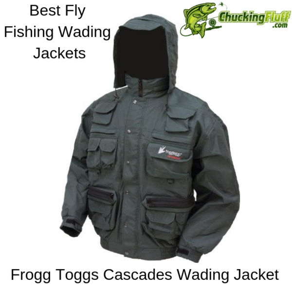 Frogg Toggs Cascades Wading Jacket