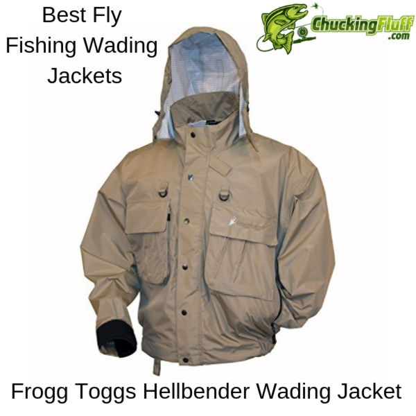 Frogg Toggs Hellbender Wading Jacket