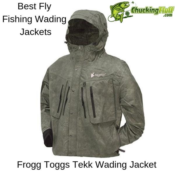 Frogg Toggs Tekk Wading Jacket