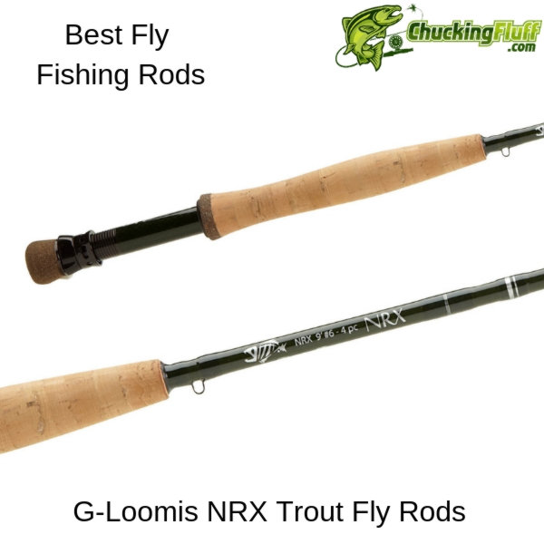 G-Loomis NRX Trout Fly Rod