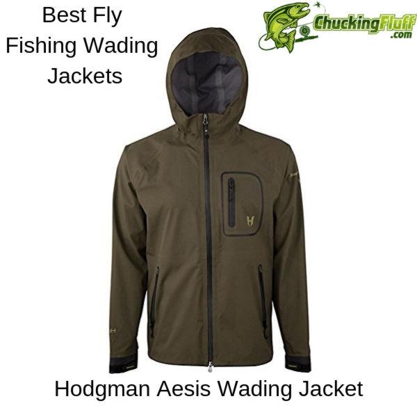 Hodgman Aesis Wading Jacket