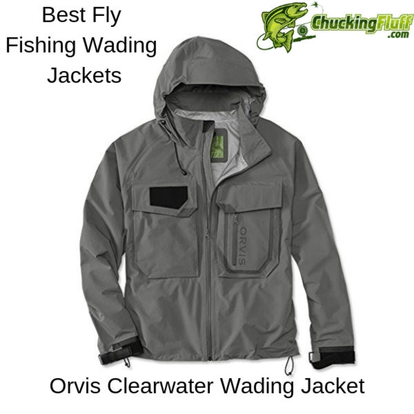Orvis Clearwater Wading Jacket