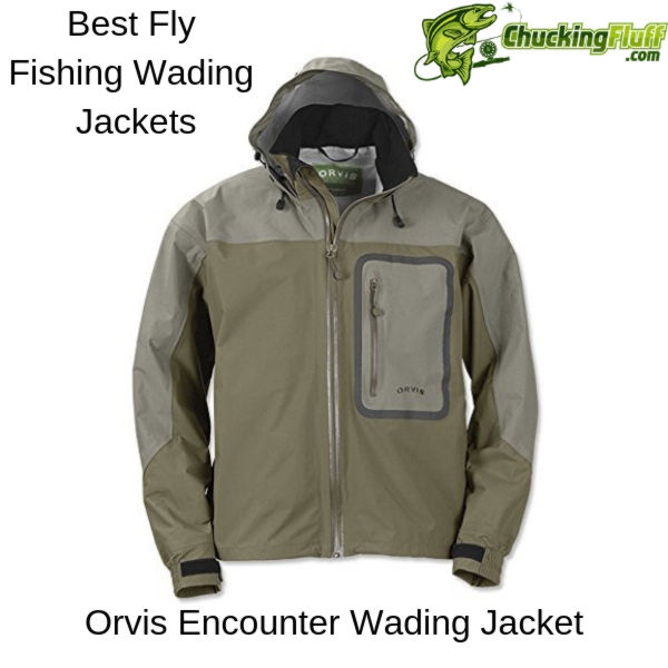 Orvis Encounter Wading Jacket